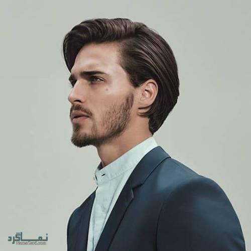 مدل موی مردانه کلاسیک ایرانی