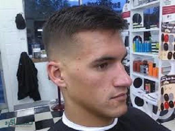 مدل موی مردانه برای موهای کم پشت