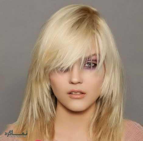 مدل کوتاهی مو لیر