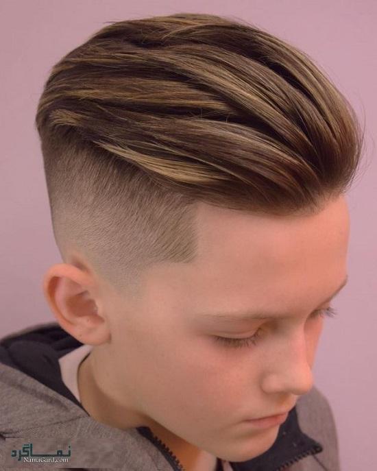 مدل موی خامه ای مردانه