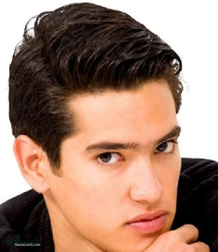 مدل موی مردانه ساده وشیک