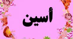 معنی اسم اسین – نام أسین – زیباترین نام های دخترانه ترکی