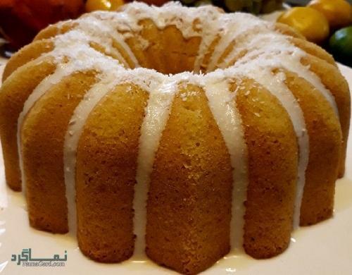 کیک نارگیل مجلسی