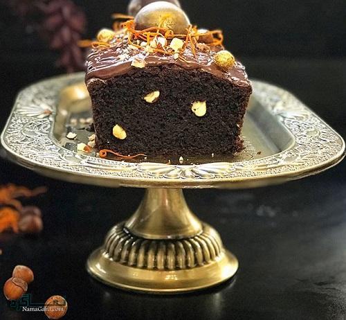 طرز تهیه کیک فندق مجلسی