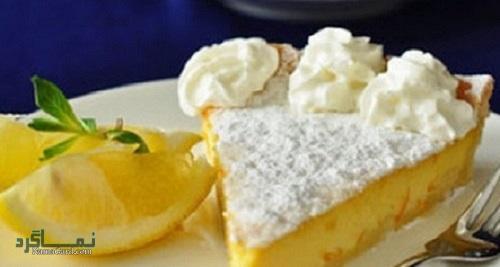 دستور پخت کیک لیمویی مجلسی
