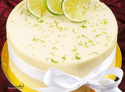 فیلم آموزشی دستور پخت کیک لیمویی مجلسی