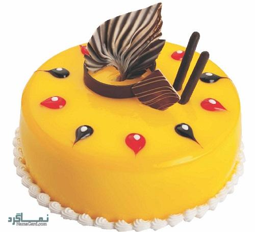 دستور تهیه کیک انبه شیک