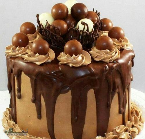 مراحل روش پخت کیک موکا خوش طعم + فیلم آموزشی