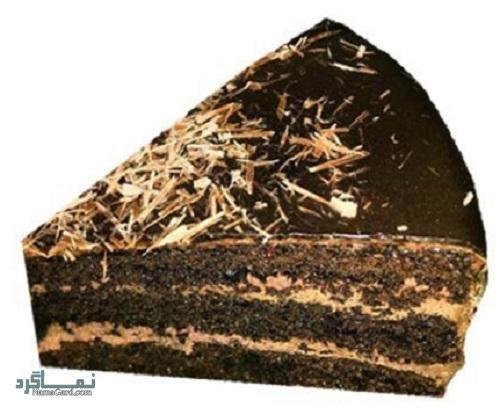 طرز پخت کیک موکا مجلسی