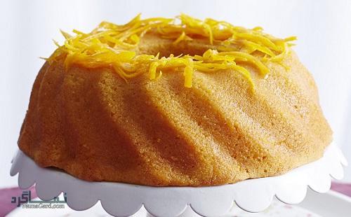 دستور پخت کیک پرتقال خوش عطر
