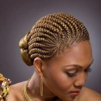 ۲۱ مدل موی بافت آفریقایی جدید به همراه فیلم آموزشی