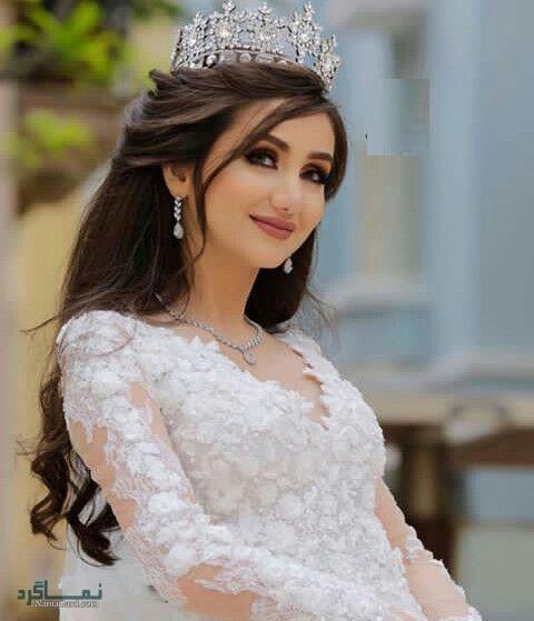 مدل تاج عروس
