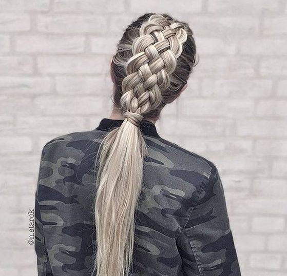 مدل بافت موی فرانسوی