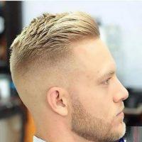 مدل موی آلمانی|یکی از پرطرفدارترین مدل موی کوتاه مردانه