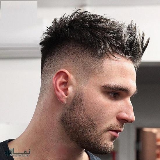 مدل موی کپ مردانه