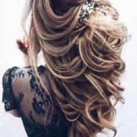 ۴۱ مدل موی باز دخترانه مجلسی  ۲۰۱۹ |برای جشن ها و مهمانی ها