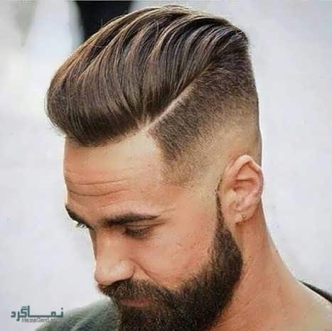 مدل موی سایه روشن مردانه
