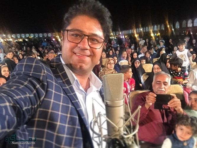 بیوگرافی و تصاویر حجت اشرف زاده خواننده و همسرش