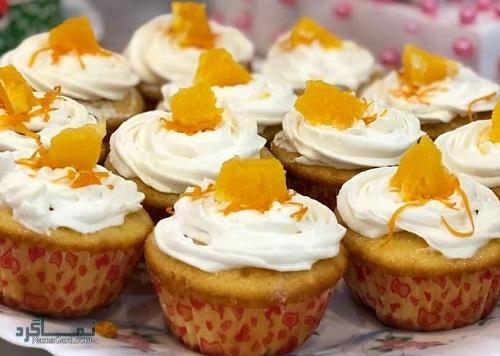 نکات طلایی درباره تهیه کاپ کیک پرتقالی
