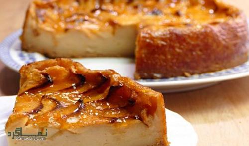 مراحل روش پخت شیرینی پای سیب خوشمزه