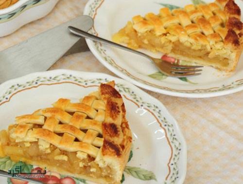روش پخت شیرینی پای سیب خوشمزه