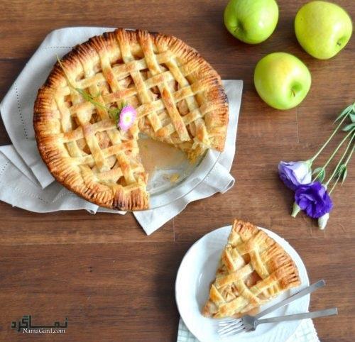 نکات طلایی درباره شیرینی پای سیب