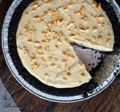 شیرینی پای موز خانگی + تزیین