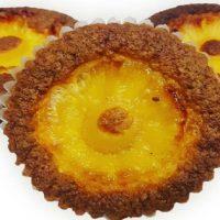 پای آناناس | شیرینی طرز تهیه پای آناناس خانگی + فیلم آموزشی