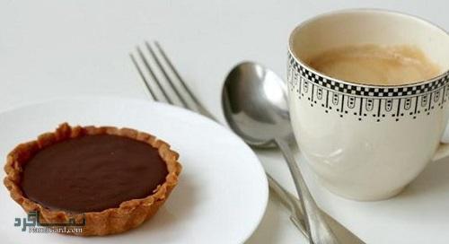 تارت شکلاتی خوش طعم + فیلم آموزشی