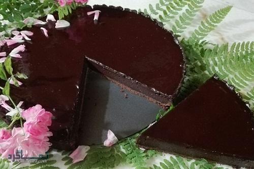 فیلم آموزشی دستور پخت تارت شکلاتی مجلسی