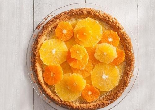 تارت پرتقالی