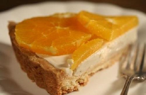 نحوه پخت تارت پرتقالی خوش عطر