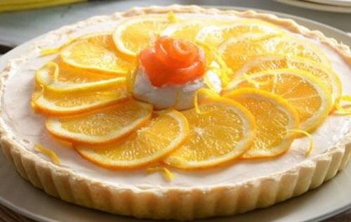 تارت پرتقالی | طرز تهیه تارت پرتقالی خوشمزه + فیلم آموزشی