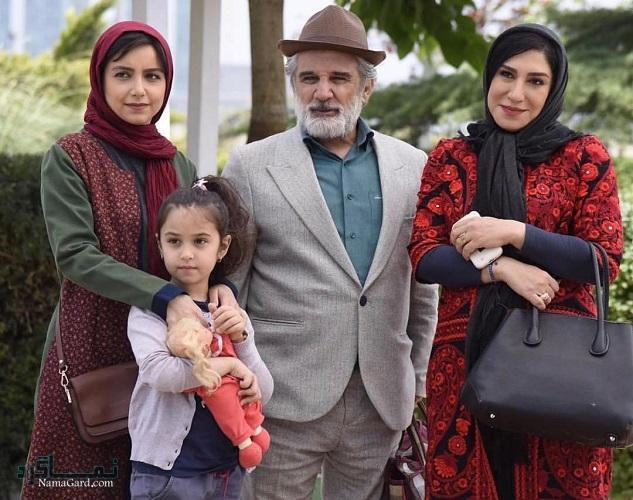 بیوگرافی مهدی هاشمی و همسرش + تصاویر دیدنی از آن ها