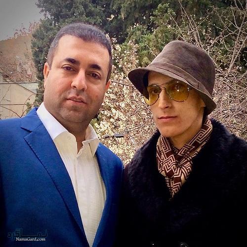 بیوگرافی پیام عزیزی خواننده و همسرش + تصاویر او و همسرش