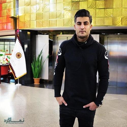 بیوگرافی شهاب مظفری و همسرش + تصاویر آن ها