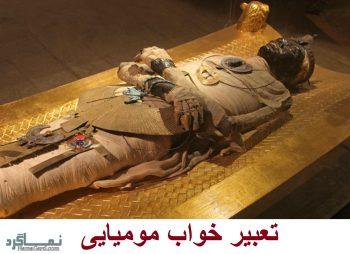 تعبیر خواب مومیایی - دیدن جسد مومیایی شده در خواب چه معنایی دارد؟