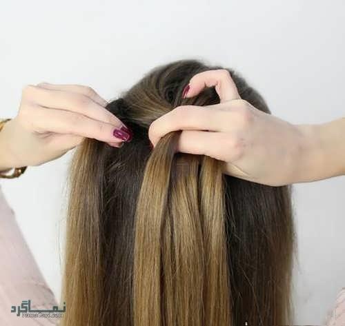 بافت موی هلندی