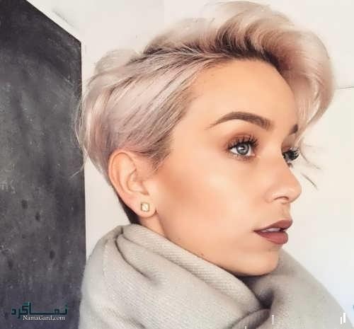 مدل موی پسرانه برای دخترها