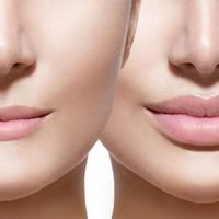 روش های ساده برای آرایش لب های باریک