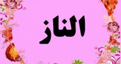 معنی اسم الناز – نام الناز – زیباترین نام های دخترانه ترکی
