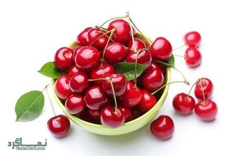 فواید درمانی میوه آلبالو