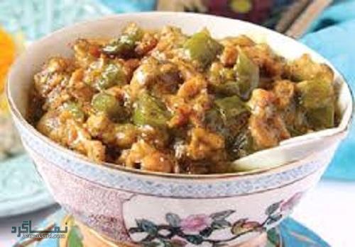 خورشت چینی | طرز تهیه خورشت چینی خوشمزه + فیلم آموزشی