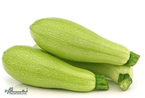 فواید درمانی کدو سبز