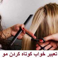 تعبیر خواب کوتاه کردن موی سر خود و دیگران