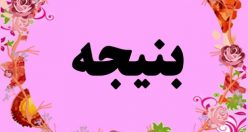 معنی اسم بنیجه – نام بنیجه – زیباترین اسم های دخترانه ترکی