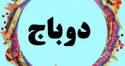 معنی اسم دوباج – نام دوباج – زیبا ترین نام های پسرانه گیلکی