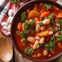 خورش ارومیه   طرز تهیه خورش لوبیاچیتی خوشمزه + فیلم آموزشی