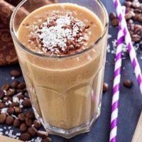 اسموتی قهوه طرز تهیه نوشیدنی اسموتی قهوه خوشمزه + فیلم