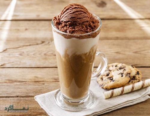 نکات تکمیلی در مورد کافه گلاسه